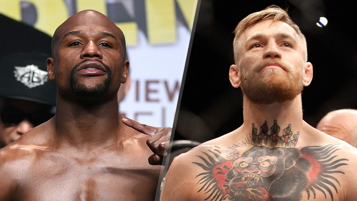 Mayweather vs. McGregor is Boxing's best option 2017 images