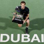 Andy Murray beats Fernando Verdasco for ATP Dubai 2017 title