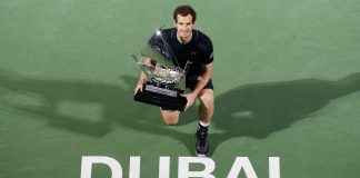 Andy Murray beats Fernando Verdasco for ATP Dubai 2017 title images