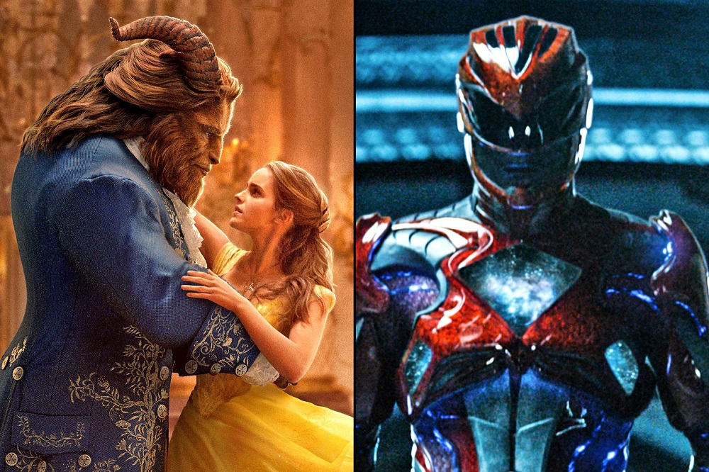 'CHIPs' flops while 'Beauty' stays ahead of 'Power Rangers' at box office 2017 images