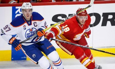 Calgary Flames Creeping up on Edmonton, Anaheim 2017 images