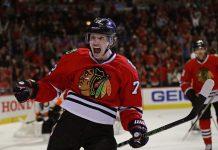 Chicago Blackhawks Sounding Off Alarms Bells in NHL 2017 images