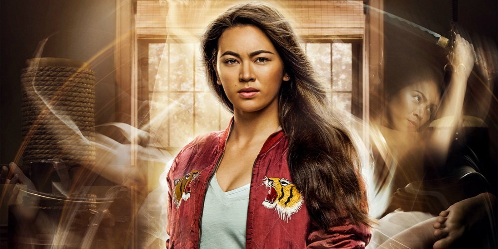 Colleen Wing is Iron Pissed 2017 images