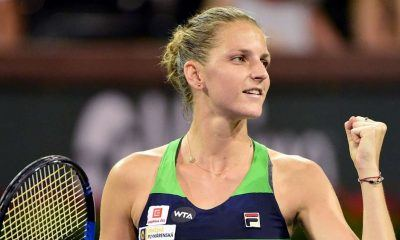 Karolina Pliskova Getting Close to the No. 1 Ranking 2017 images