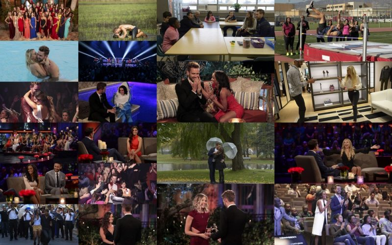 Nick The Bachelor Season 21 images collage