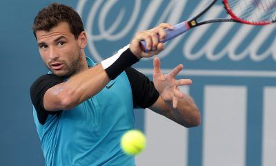 Prediction Grigor Dimitrov Will Win Either Indian Wells or Miami 2017 images