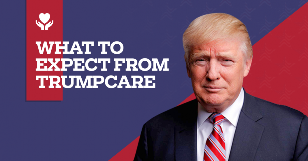 TrumpCare focuses on access not insurance What to watch for 2017 images