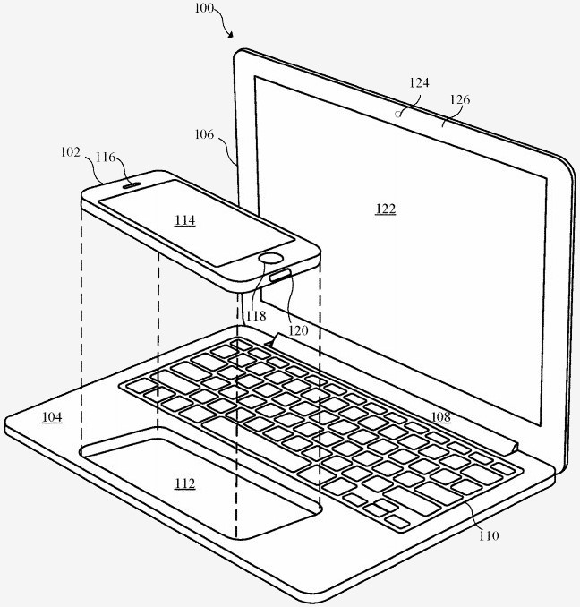 apple patent device