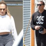 arod takes jlo out to baseball time