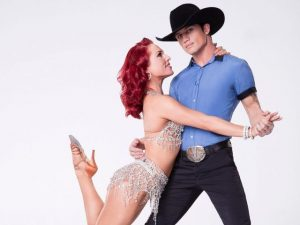 bonner bolton with sharna burgess dancing with stars season 17 cast