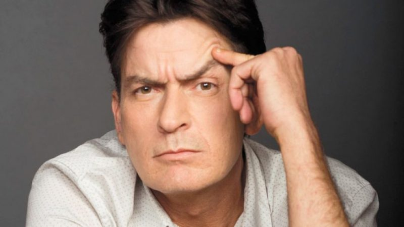 charlie sheen hiv positive actors in hollywood