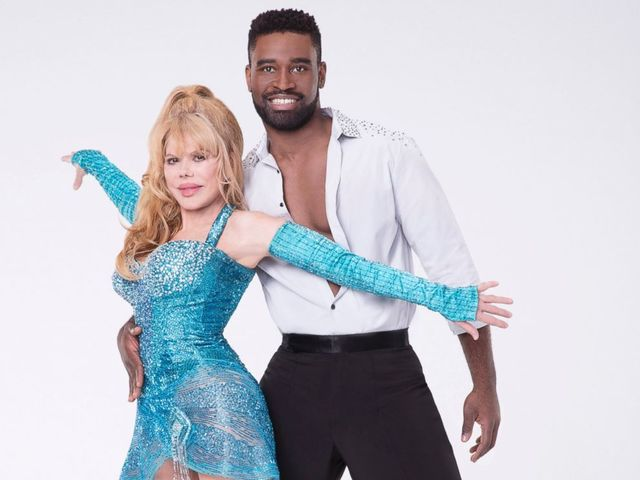 dancing with the stars season 24 cast includes Nick Viall and Erika Jayne 2017 images