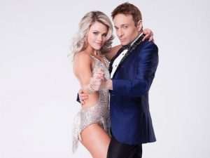 chris kattan with witney carson dancing with the stars season 17 cast