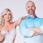 david ross with lindsay arnold dancing with the star season 17 cast
