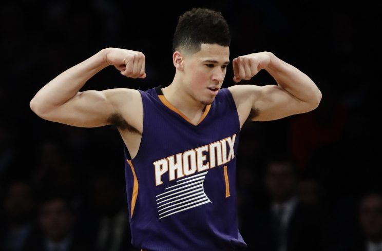 devin booker 70 points doesn't help suns against celtics 2017 images