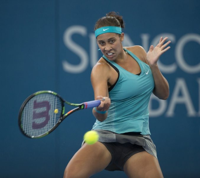 did internet trolls go after madison keys