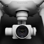 dji phantom 4 camera close up images