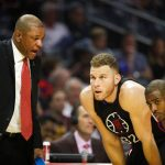 doc rivers on black griffin clippers