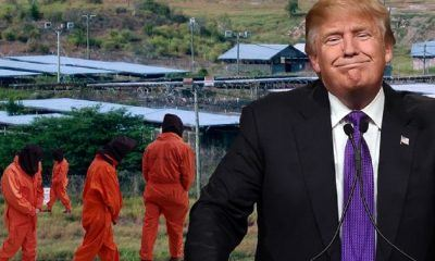 donald trump military and guantanamo bay fact check 2017 images