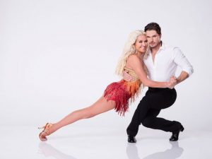 erika jayne with gleb savchenko dancing with stars season 17 cast