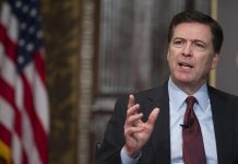 fbi james comey angers democrats with donald trump investigation 2017 images