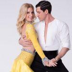 heather morris with maksim chmerkivskiy dancing with stars season 17