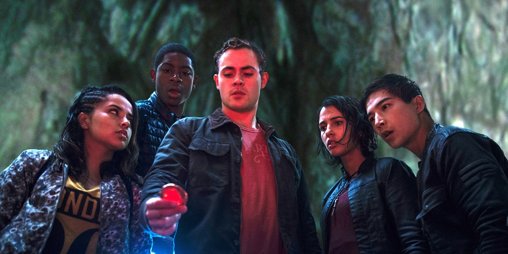 Hollywood's tiny dip into LGBT pool with 'Power Rangers' Trini, Sulu and LeFou 2017 images
