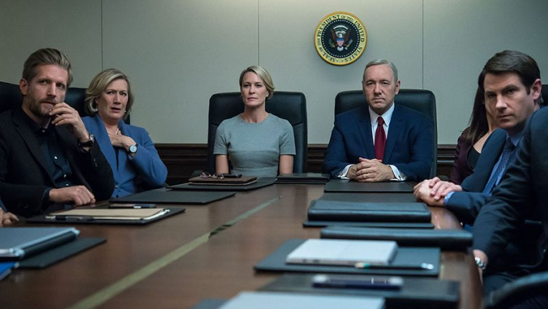 house of cards claire underwood with frank