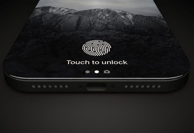 iphone 8 touch unlock 2017
