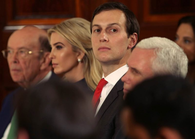 jared kushner continues expanding white house role