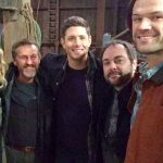 jerry trimble supernatural with jensen ackles jared padalecki 2017