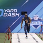 john ross 40 yard dash record breaker