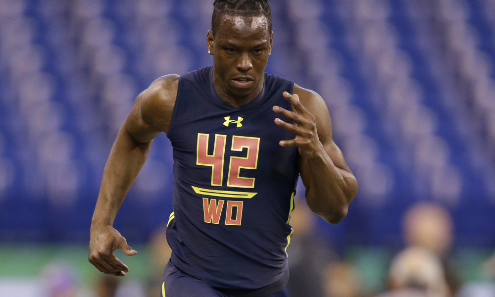 john ross breaks nfl combine record but loses an island 2017 images