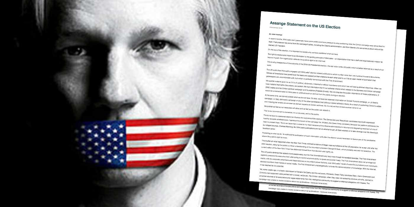 wikileaks loses spokesman leaving julian assange on his own 2017 images