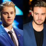 justin bieber touches liam payne deeply