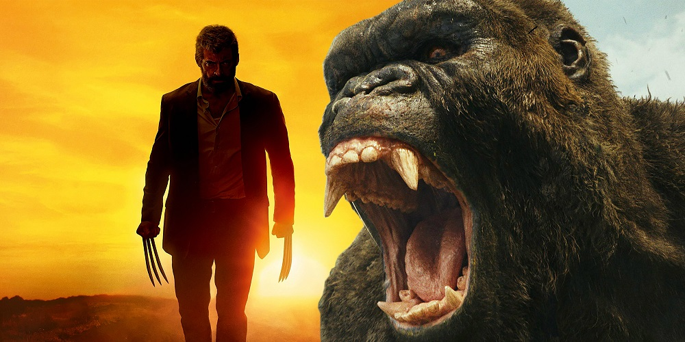 'Kong' tramples over Hugh Jackman's final 'Logan' to top box office2017 images