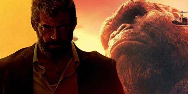 logan cant overpower kong at box office