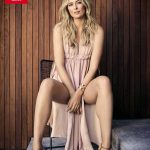 maria sharapova legs spread for vanity fair spain