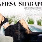 maria sharapova vanity fair