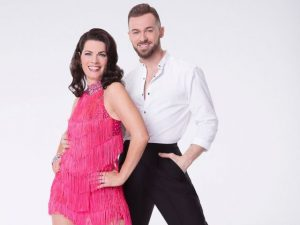 nancy kerrigan with artem chigvintsev dancing with stars season 17 cast
