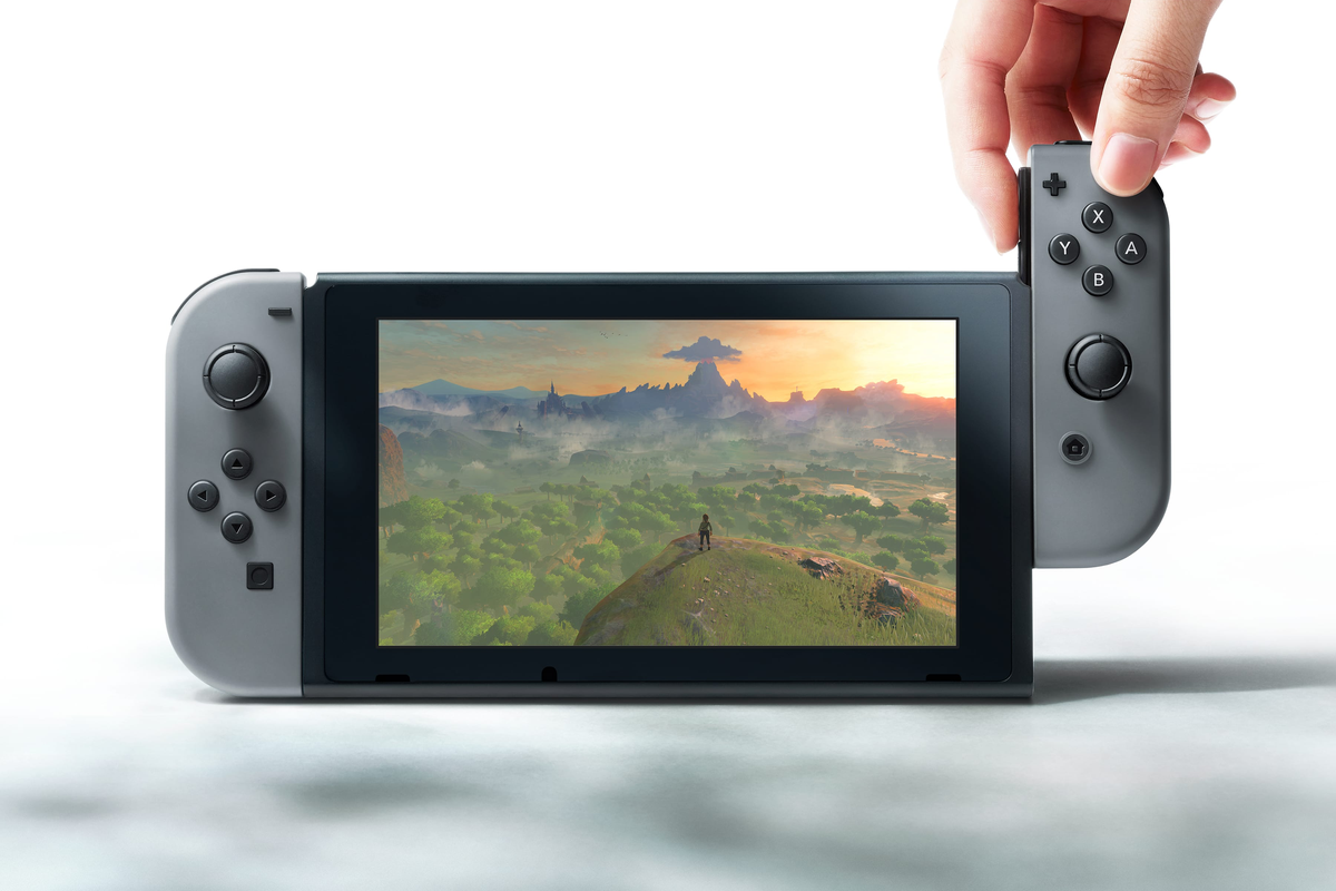 ninendo switch impressive idea when it works and lack of games 2017 images
