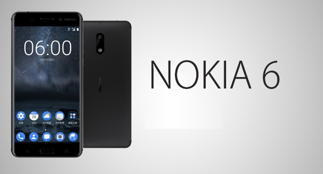 nokia 6 phone ready for public