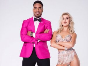 rashad jennings with emma slater dancing with stars season 17 cast