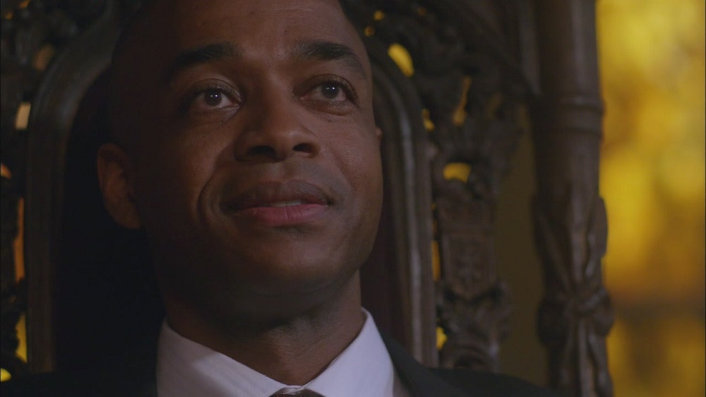 Rick Worthy talks 'Magicians,' Supernatural' and 'Man in the High Castle' 2017 images