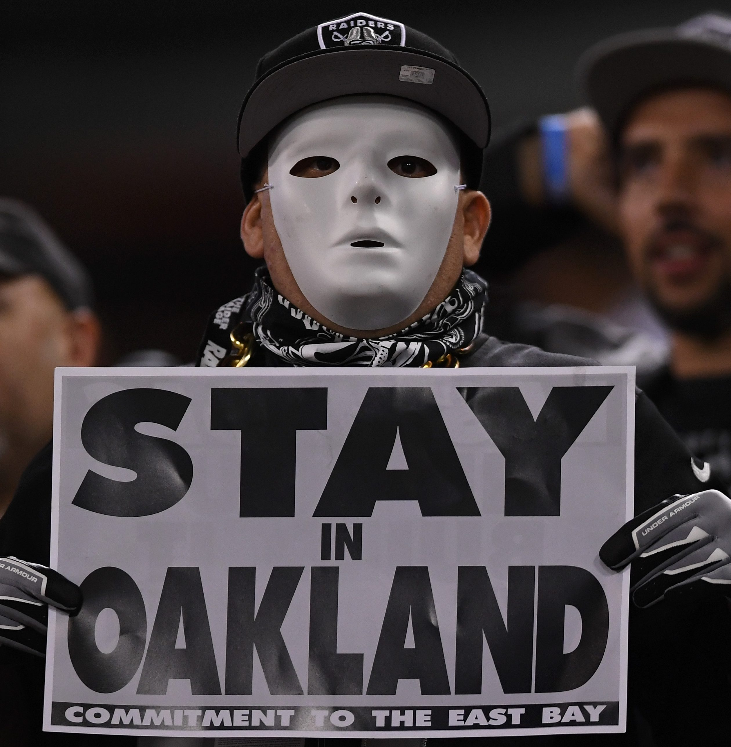 roger goodell critical of oakland raiders move 2017 images