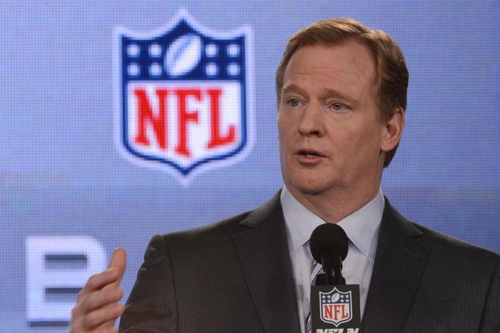 Roger Goodell vows less NFL commercials 2017 images