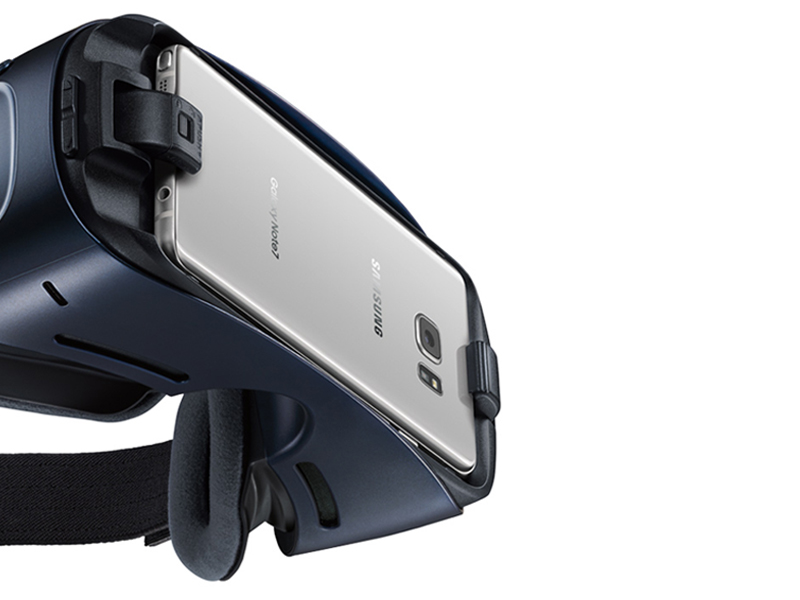 samsung gear vr added