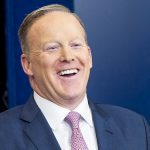 sean spicer played it smart after donald trump twitter tantrum 2017 images