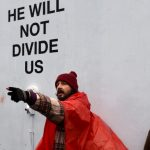 shia labeouf moves anti trump protest again