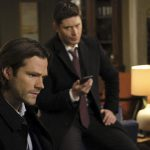 supernatural 1215 winchester brothers suited up